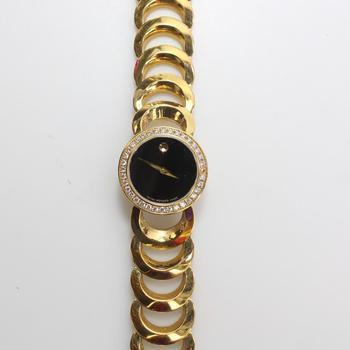 Movado Rondiro Diamond Watch