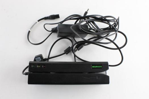 MSR605 Magnetic Card Reader/Writer