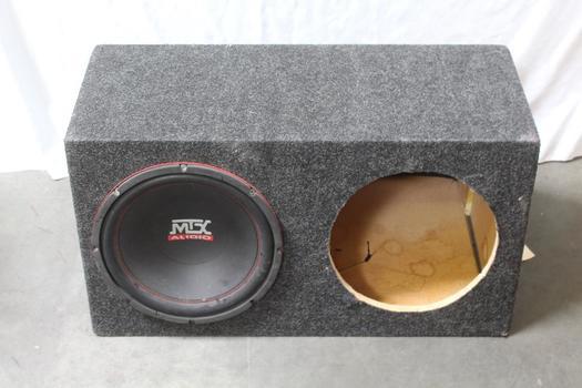 MTX Audio Car Speaker
