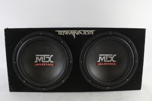 MTX Audio Car Subwoofers