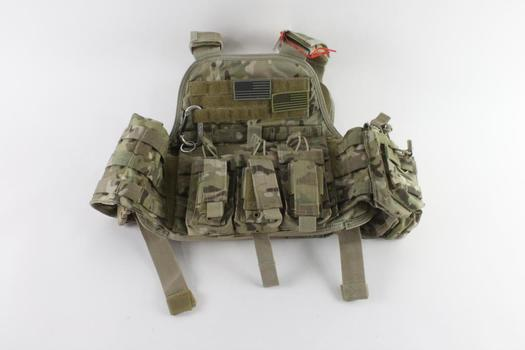 MultiCam Tacitcal Vest