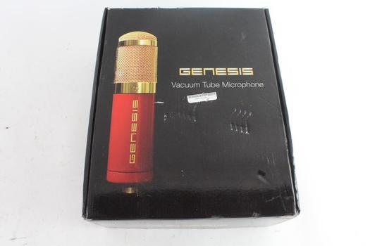MXL Genesis Vacuum Tube Microphone