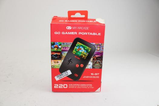 MyArcade GO Gamer Portable 16 Bit Portable Gaming System