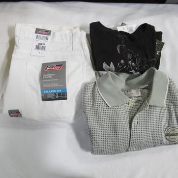 Natural Issue, Dickies, Duck Dynasty Clothing Lot, 3  Pieces