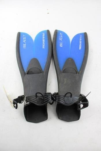 Nature's Wing U.S. Divers Flippers; Size L/10-13