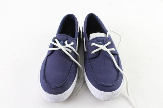 Nautica Mens Spinnaker II Boat Shoes, Size 13