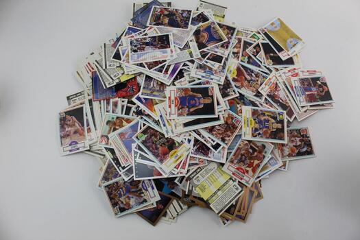 NBA Collectible Cards 50 Plus Items