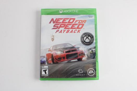 Need For Speed Payback For Microsoft Xbox One