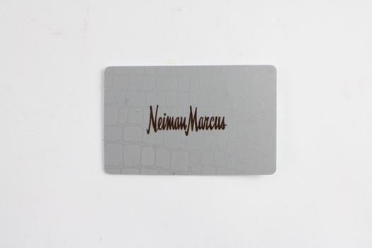 Neiman Marcus 250$ Gift Card