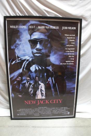 New Jack City Full Size Poster