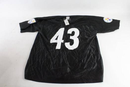 eb8d7ae3d NFL Team Apparel Pittsburgh Steelers Mens Jersey And More