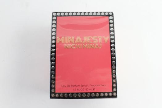 Nicki Minaj Minajesty Womens Eau De Parfum, 1.7 Fl Oz.