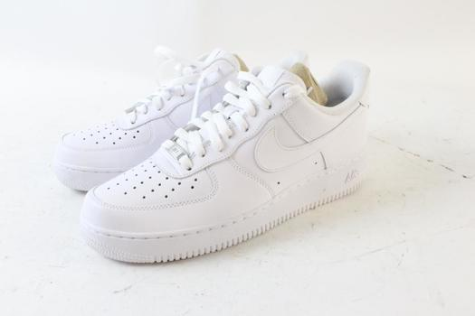 white air force 1 size 4