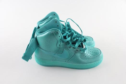 Nike Air Force 1 Hi Premium Womens Shoes, Size 9