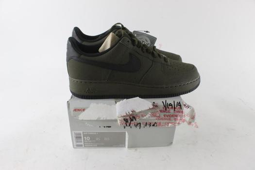 Nike Air Force 1 Mens Shoes, Size 10