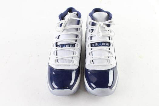 Nike Air Jordan 11 Retro BG Kids Shoes, Size 7Y