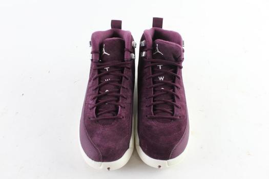 Nike Air Jordan 12 Retro BG Kids Shoes, Size 6.5Y