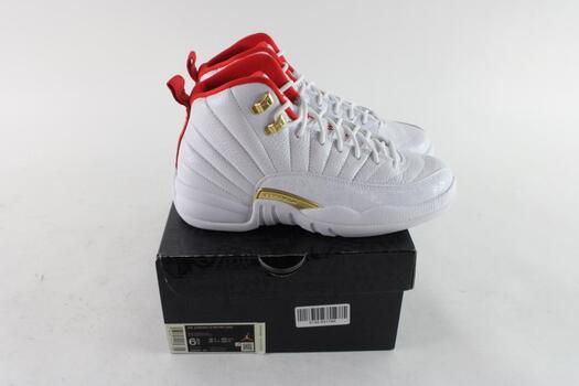 Nike Air Jordan 12 Retro Kids Shoes, Size 6.5Y