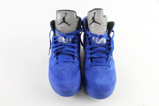 Nike Air Jordan 5 Retro Mens Shoes, Size 10.5