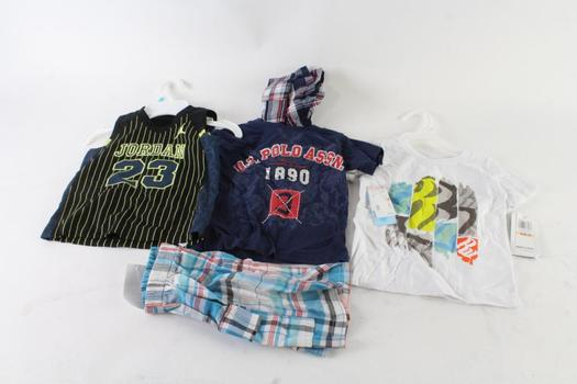aad91d01cdf An image relevant to this listing An image relevant to this listing. Go  left Go right. Zoom. Nike Air Jordan And Other Toddler Boys Clothing ...