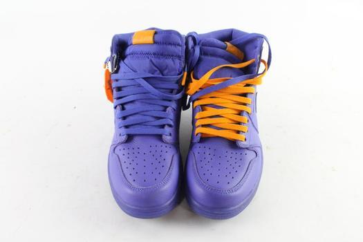 Nike Air Jordan Retro 1 Be Like Mike Mens Shoes, Size 10.5