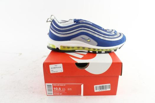 Nike Air Max 97 Men's Shoes, Size 10.5