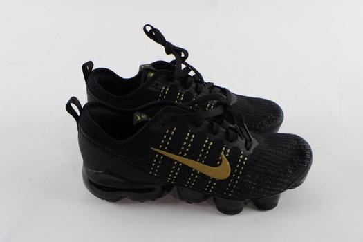 Nike Air VaporMax Flyknit 3 Kids Shoes, Size 7Y
