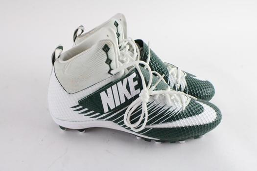 Nike Alpha Pro 2 Mid TD Mens Football Cleats, Size 14