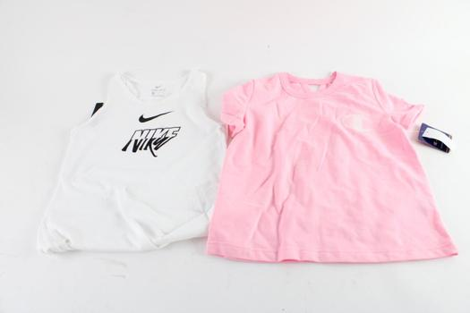 Nike And Champion Girls Clothing, 2 Pieces
