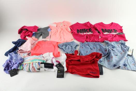 Nike And Other Baby/Kids Girls Clothing, 10+ Pieces
