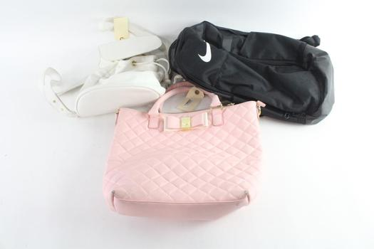 Nike And Other Bags, 3 Pieces