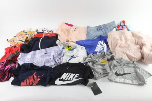 Nike And Other Brands Clothing Lot, 10+ Pieces