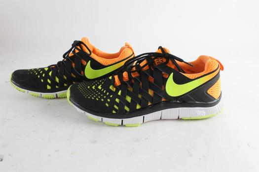 low priced ebd8e 9dd18 Nike Free Trainer 5.0 Nrg Running Shoes, Size 10.5