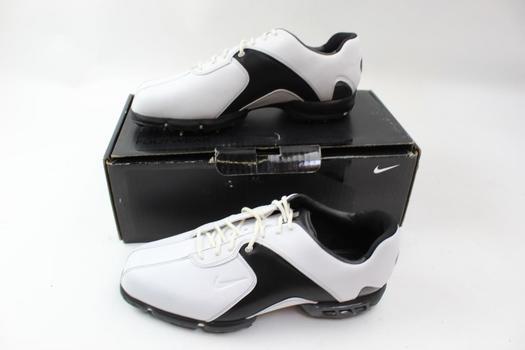 Nike Golf Air Tour TW 8.5 Golf Cleats Size 10.5 M