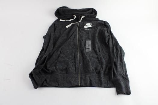 Nike Hooded Sweatshirt, Size XL