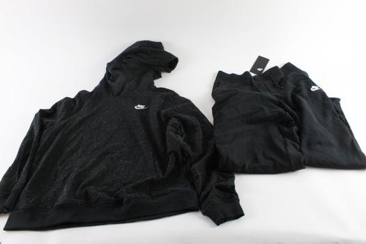 Nike Hoodie Size Extra Large And Nike Sweatpants Size Large, 2 Piece