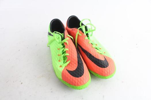 Nike HypervenomX Phelon III IC Indoor Soccer Shoes, Size 13