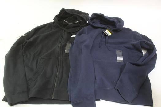 Nike Mens Sweaters; Size S-m; 2 Pieces