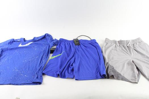 Nike Shorts And T-Shirt, XL And XXL, 3 Pieces