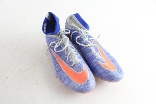 Nike Superfly FG Womens Soccer Cleats, Size 13