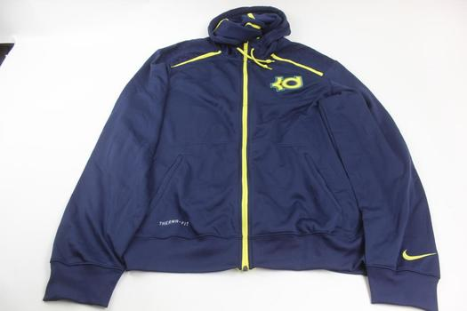 Nike Therma Fit Zip Up Hooded Jacket Size XL