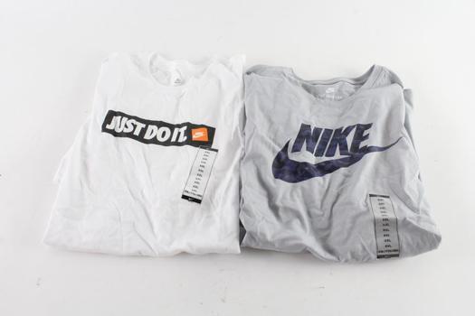 Nike T-Shirts, Size XXL, 2 Pieces