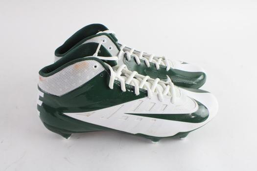 Nike Vapor Pro Low 3/4 D Football Cleats, Size 13