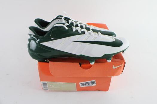 Nike Vapor Pro Low D Football Cleats, Size 13