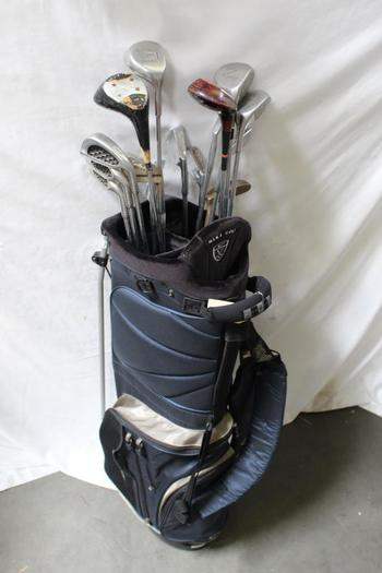 Nike With Clubs, 10+ Pieces
