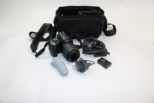 Nikon D60 Digital LSR Camera