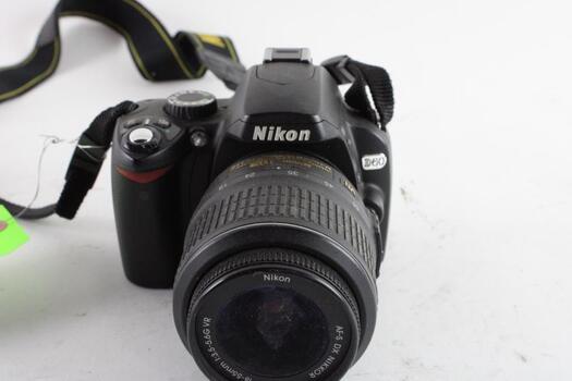 Nikon D60 Digital SLR Camera