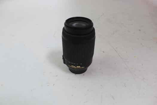 Nikon DX 55-200mm Lens