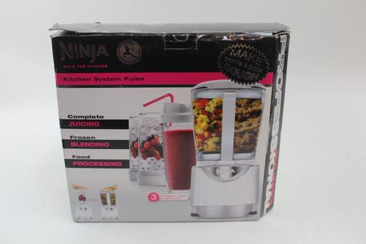 Ninja Kitchen System Pulse Personal Blender