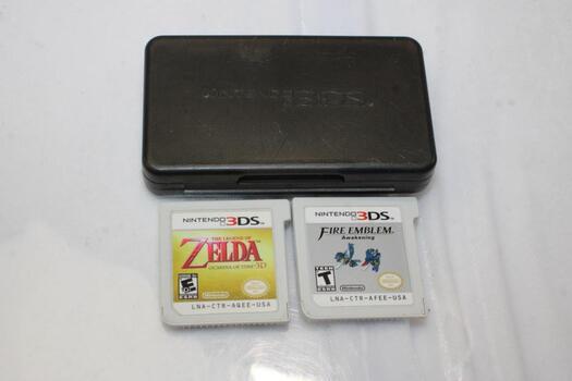 Nintendo 3DS Games X2